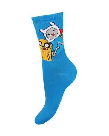 Женские носки Mademoiselle 02_Желтая собака