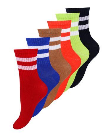 Женские носки Mademoiselle 03_Две полоски